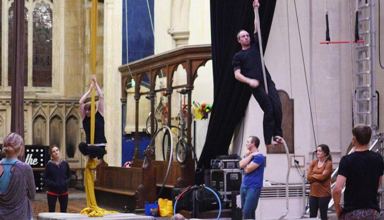 Circus Taster