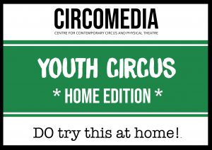 Youth Circus Home Edition Logo