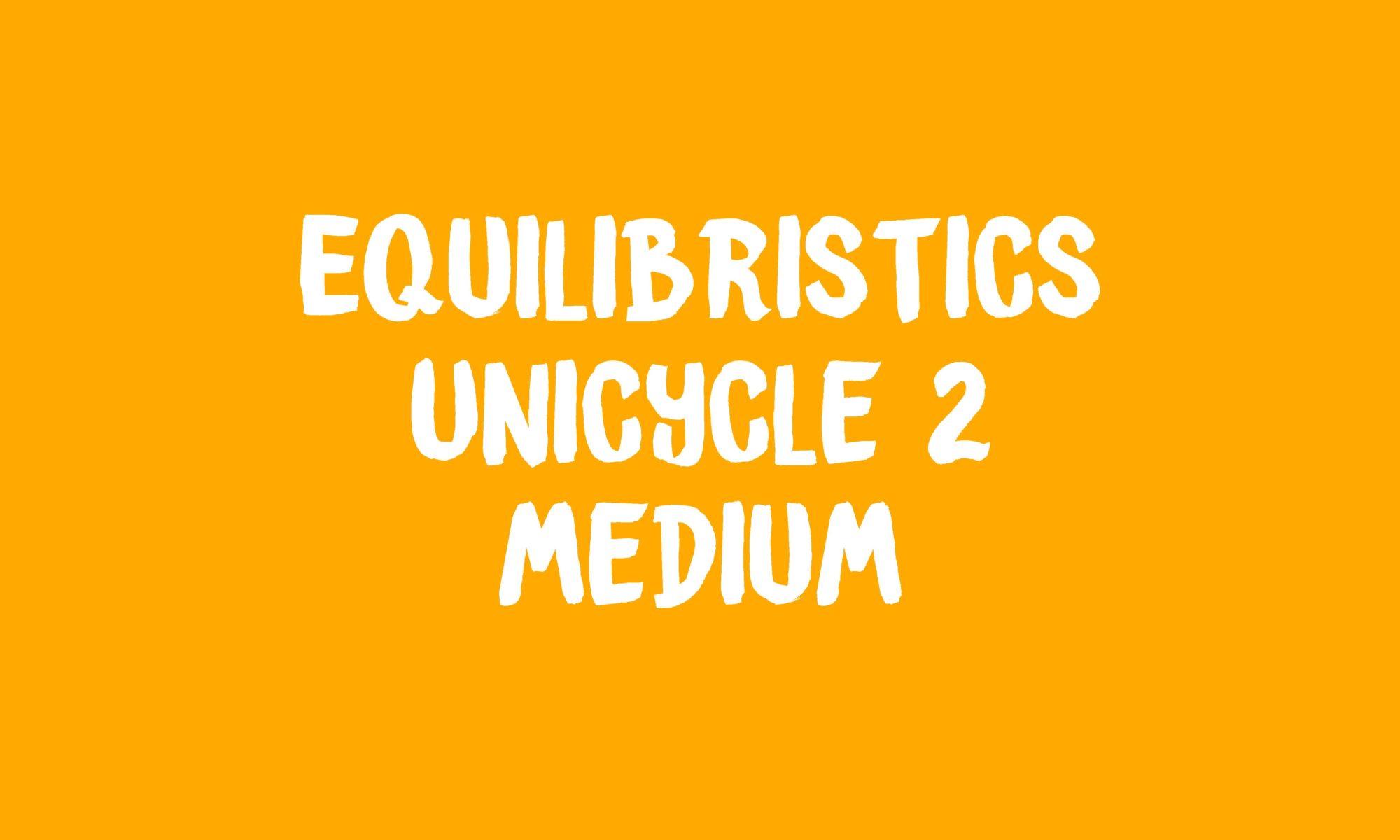 Unicycle 2 banner