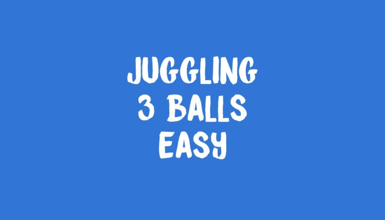 juggling 3 balls banner