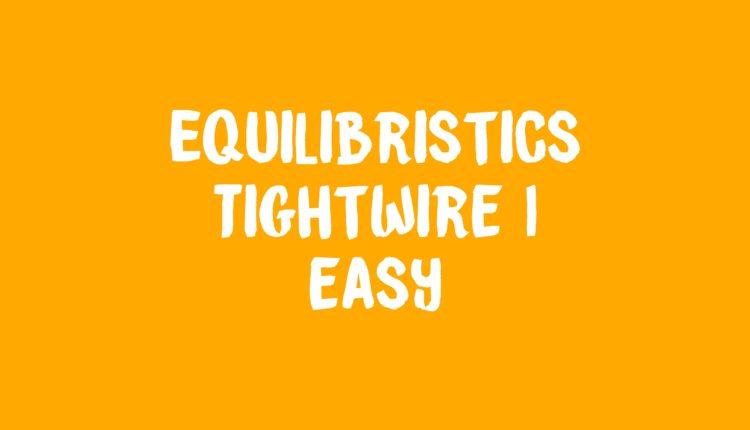 Equilibristics Tightwire 1 banner
