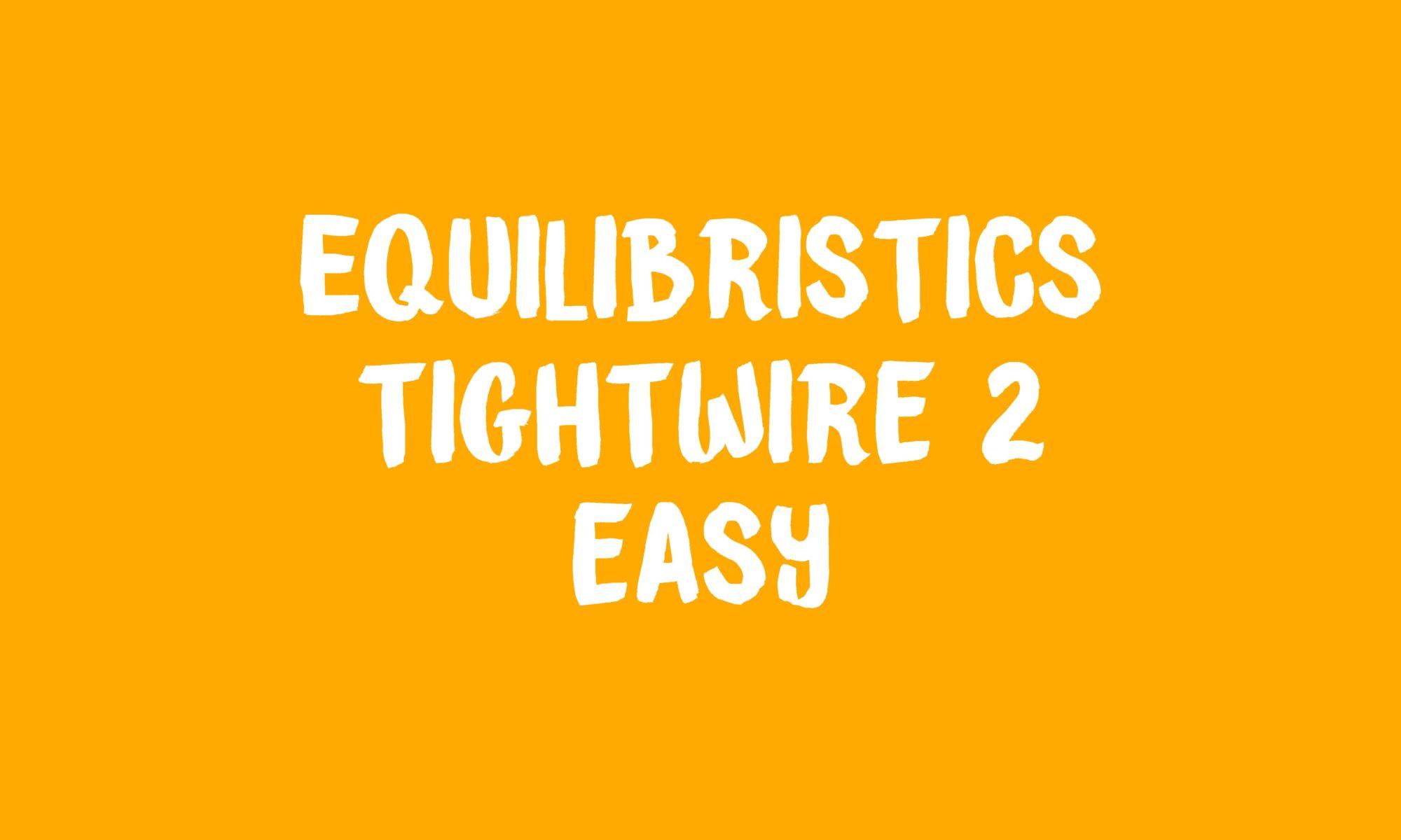 Tightwire 2 Banner