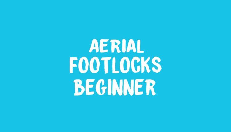 Aerial Footlocks Banner