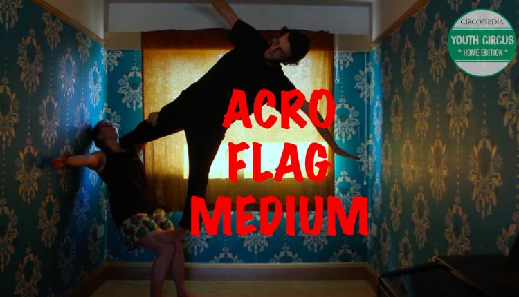 Acro Flag Banner