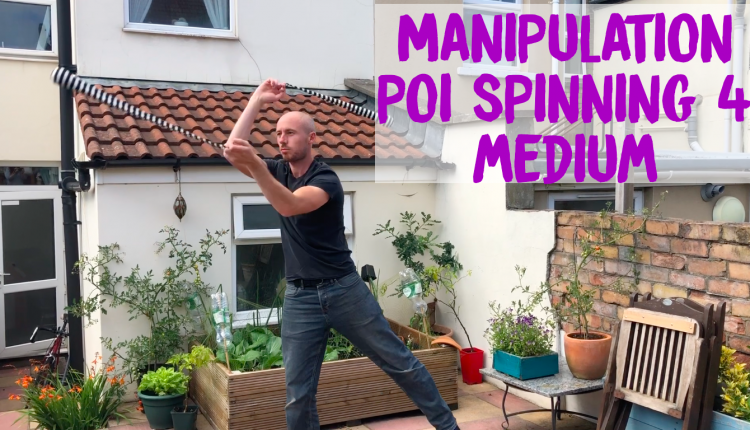 Poi Spinning 4 Banner