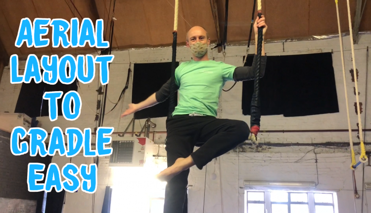 Aerial: Layout To Cradle banner