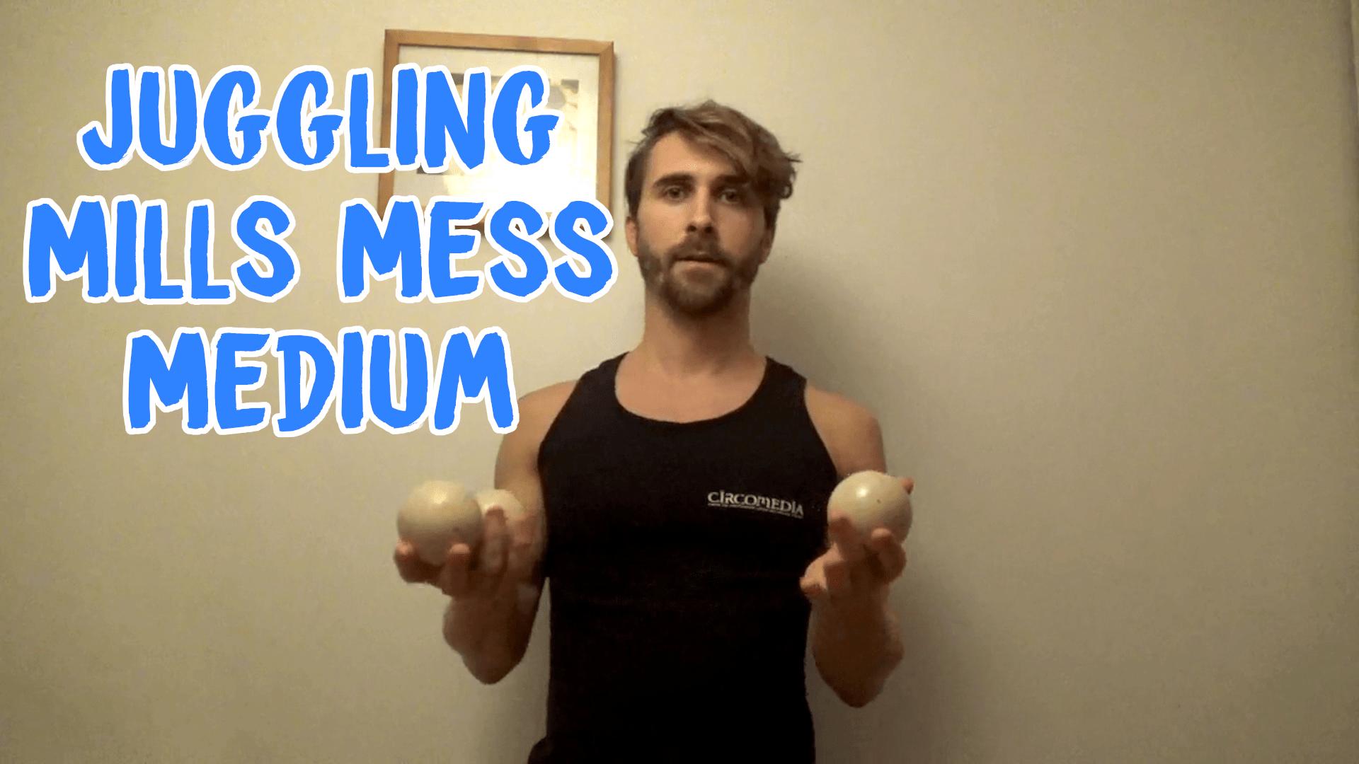 Juggling: Mills Mess Banner