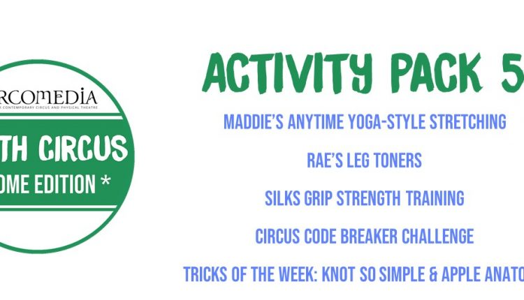 Activity Pack 5 Website Cover