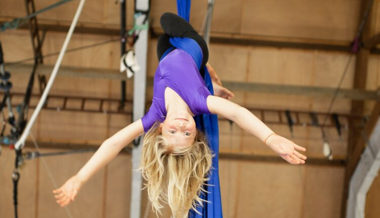 Circomedia Youth Circus In Frome Banner